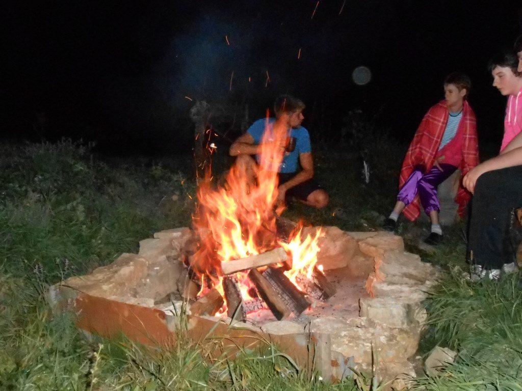 """Программа реабилитационного лагеряв природном парке """"Олений"""""""